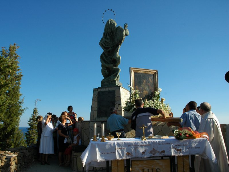 Festa della Madonna del Mare - Prima domenica di Agosto