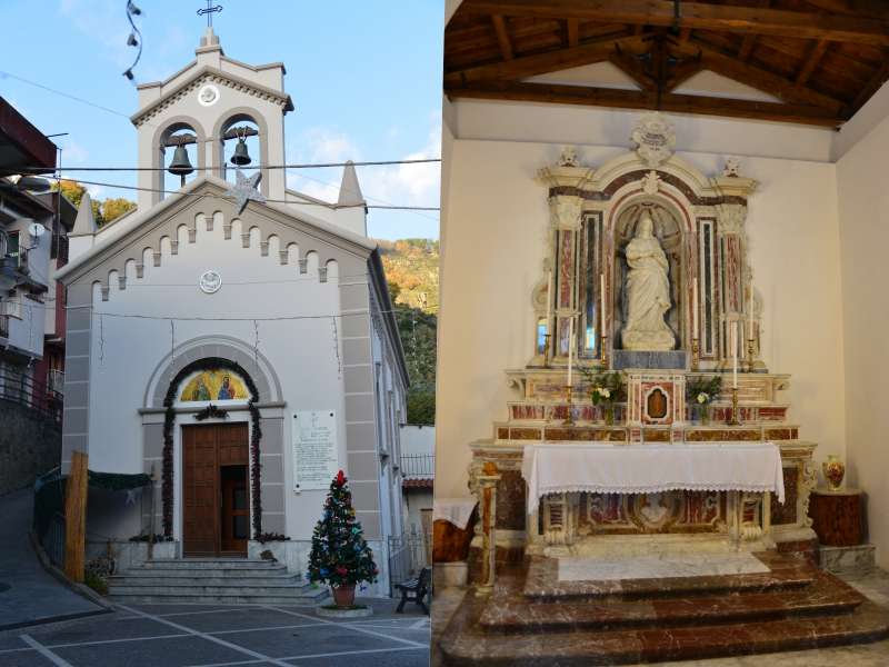 ESCURSIONE al Santuario di Santa Maria di Mallamace