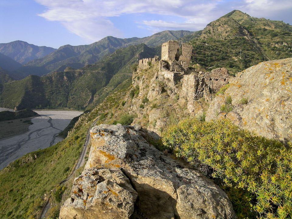Condofuri - Amendolea Vecchia - Castello 4 (A. Picone)