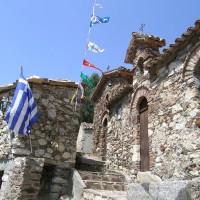 Gallicianò 13 - Chiesa Bizantina (Alfonso Picone)