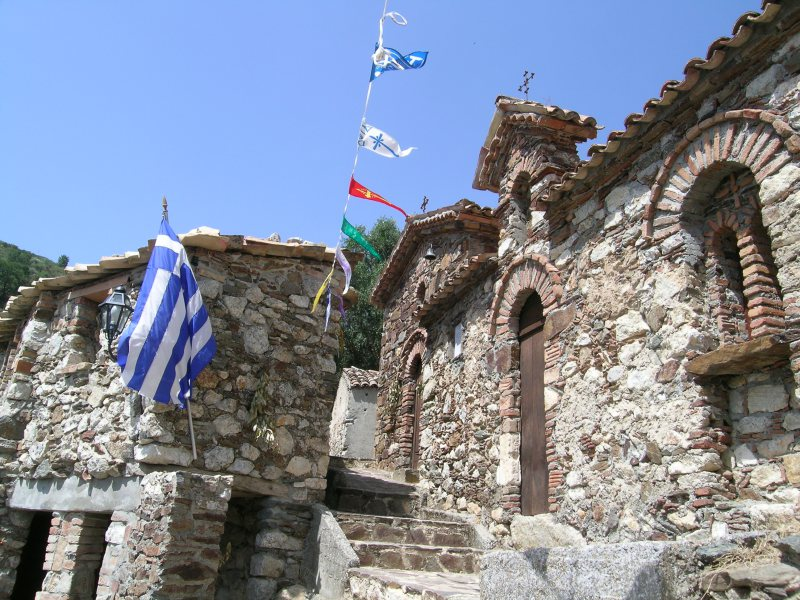 TREKKING da Amendolea a Gallicianò