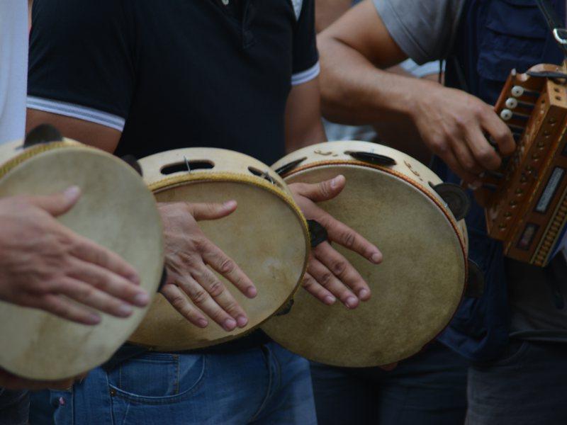 Strumenti Musicali nella Calabria Greca