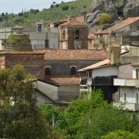 Palizzi- Borgo Antico  Chiesa.....(Enzo Galluccio)