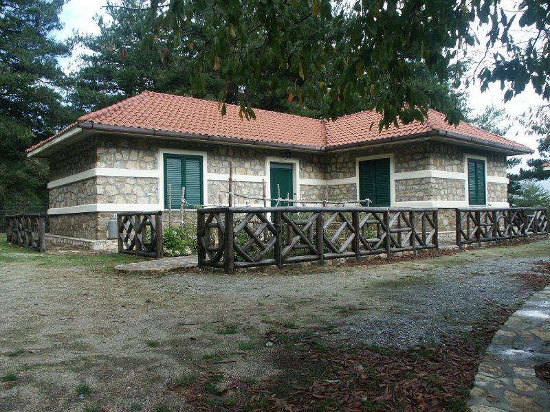 Casello di Cropané