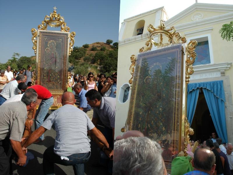 Festa della Madonna della Cappella - 12 Agosto