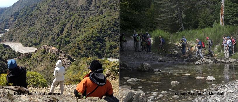 Slide N. 7 - Itinerari - Trekking