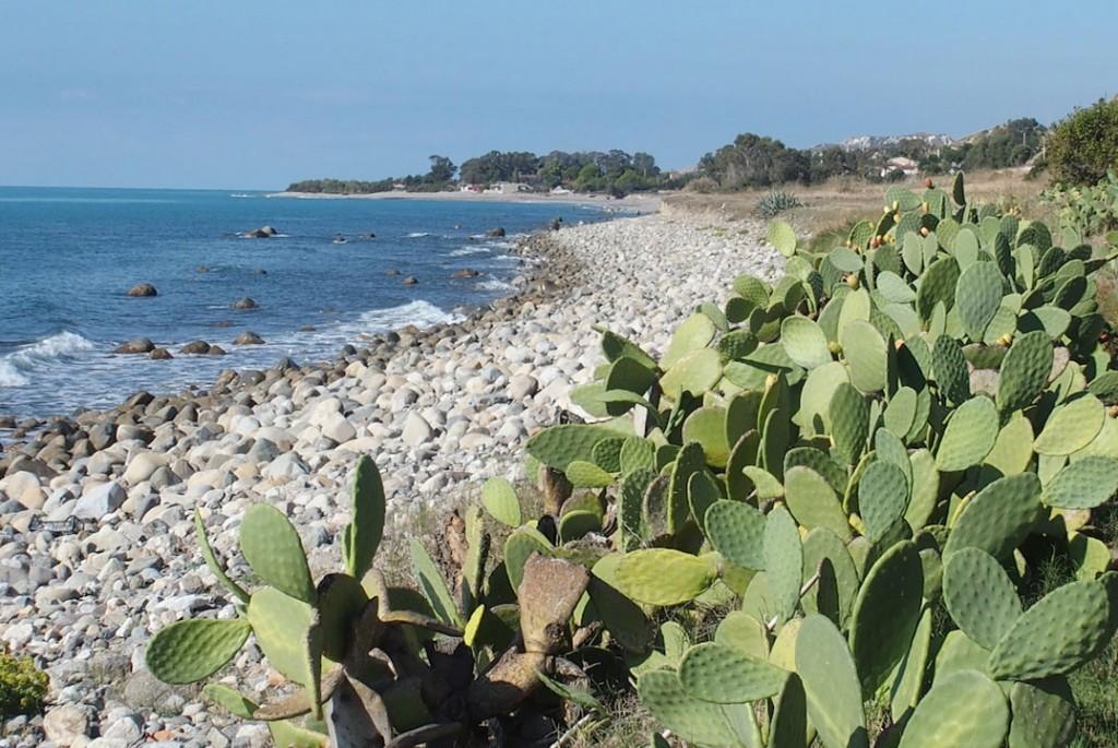 Spiaggia di Palizzi Marina