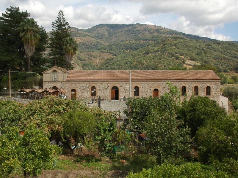 Porta del Parco e Museo dell'Olio di Bagaladi