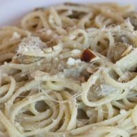 Gastronomia - Primi Piatti - Pasta - Carciofini Selvatici - Palizzi (Luca Andreoni)