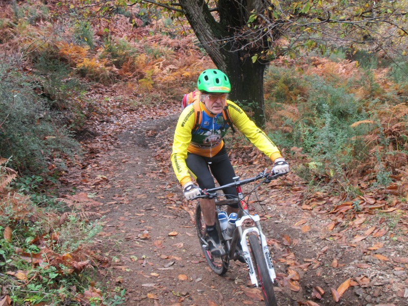 MOUNTAIN BIKE dal Valanidi al Sant'Agata