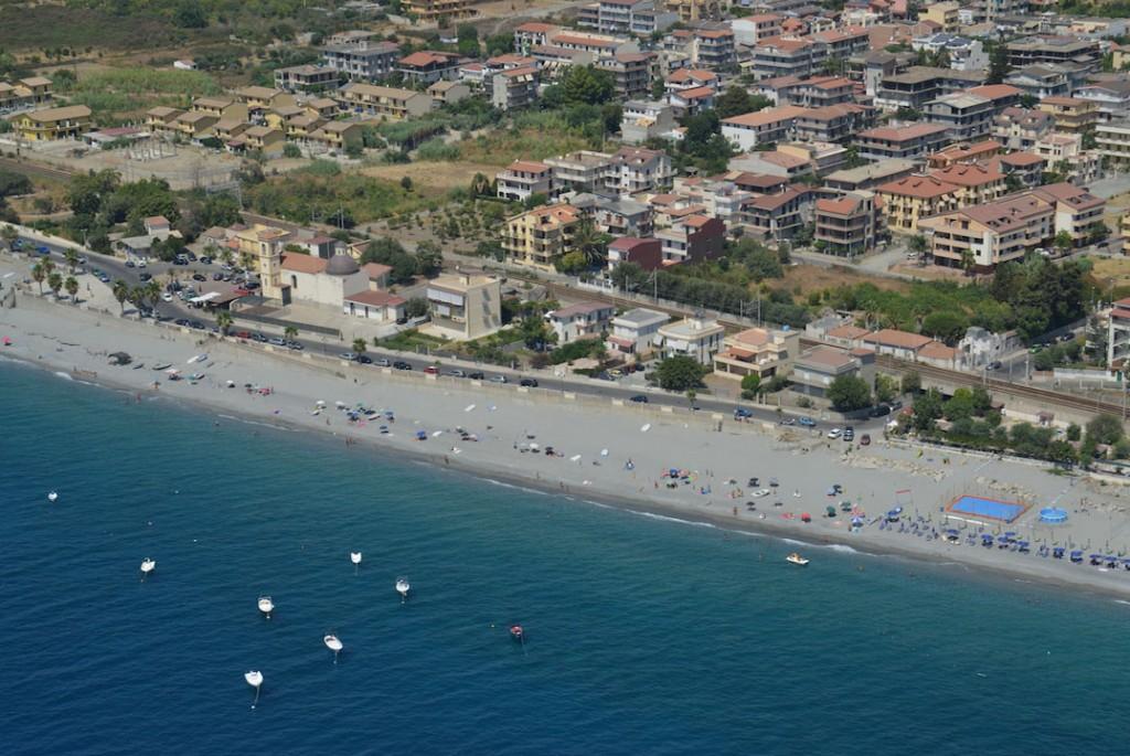 Spiaggia di Melito Porto Salvo