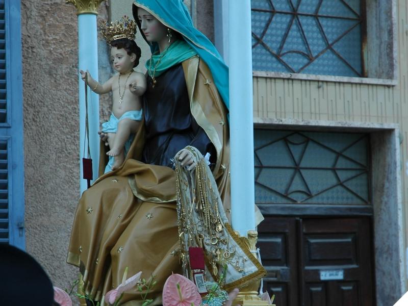 Festa della Madonna del Carmine – 16 Luglio