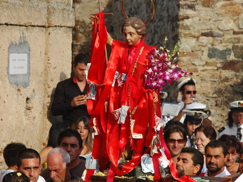 Festa di San Giovanni Battista – 29 Agosto